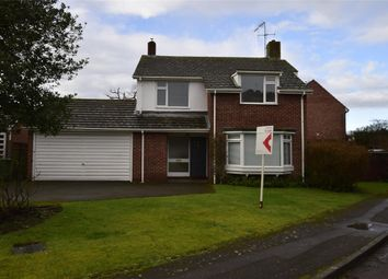 Thumbnail 4 bedroom detached house to rent in Abbots Court Drive, Twyning, Tewkesbury, Gloucestershire