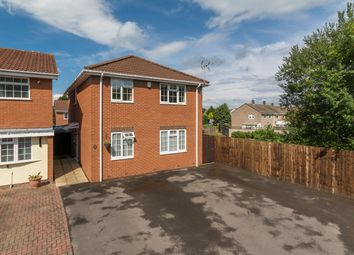 Thumbnail 4 bed detached house for sale in Longs Drive, Yate, Bristol