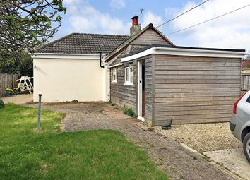 Thumbnail 3 bed detached bungalow for sale in Manna Road, Bembridge, Isle Of Wight