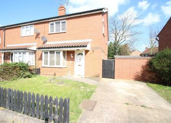 Thumbnail 3 bed semi-detached house for sale in Donegal Road, Ipswich