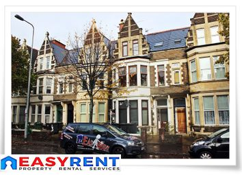 Thumbnail 5 bed shared accommodation to rent in Marlborough Road, Roath