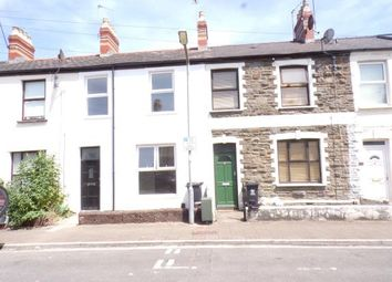 Thumbnail 3 bed terraced house for sale in Harold Street, Cardiff