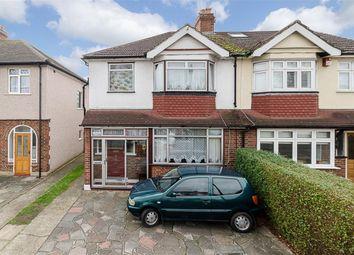 Thumbnail 3 bed semi-detached house for sale in Hamilton Avenue, Sutton, Surrey