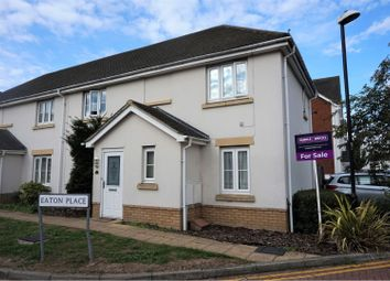Thumbnail 3 bed semi-detached house for sale in Eaton Place, Larkfield, Aylesford