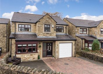 Thumbnail 4 bed detached house for sale in Longacre Lane, Haworth, Keighley, West Yorkshire