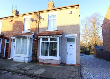 Thumbnail 2 bed end terrace house for sale in Craig Street, Darlington