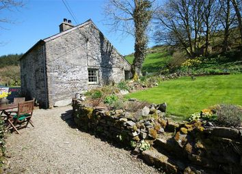 Thumbnail 2 bed cottage for sale in Ystrad Meurig, Ceredigion