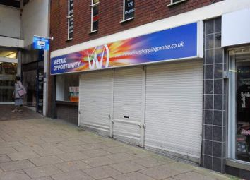 Retail premises to let in Various Units, Victoria And St Johns Street, Wolverhampton WV1