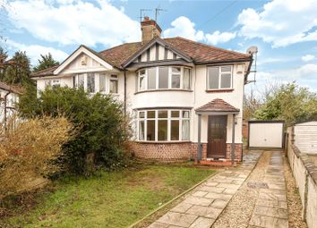 Thumbnail 3 bed semi-detached house to rent in Rock Edge, Headington, Oxford