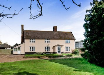 Thumbnail 5 bed farmhouse for sale in Smallworth, Garboldisham, Diss