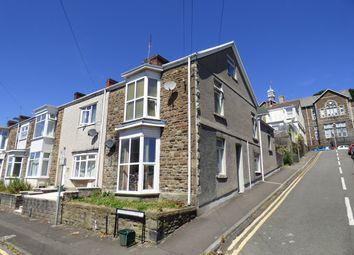 Thumbnail 4 bed terraced house for sale in Rhondda Street, Mount Pleasant, Swansea