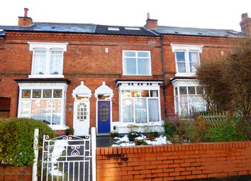 Thumbnail 4 bed terraced house for sale in Franklin Road, Birmingham