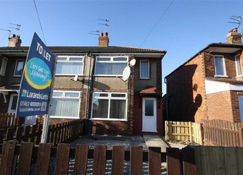 Thumbnail Terraced house to rent in Dovedale Grove, Hull