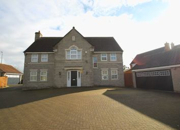 Thumbnail 5 bed detached house for sale in Watts Corner, Glastonbury