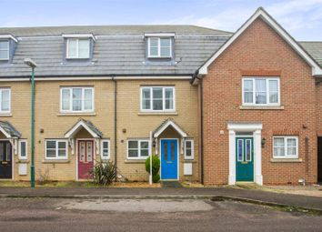 Thumbnail 4 bedroom terraced house for sale in Woolthwaite Lane, Lower Cambourne, Cambridge