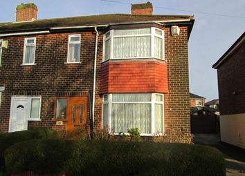 Thumbnail 3 bed terraced house to rent in Cromwell Road, Swinton, Manchester