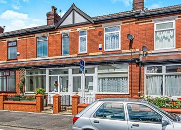 Thumbnail 2 bedroom terraced house for sale in Gerald Road, Salford