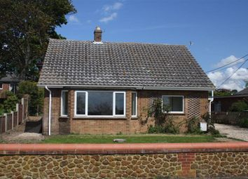 Thumbnail 2 bed bungalow to rent in Homefields Road, Hunstanton
