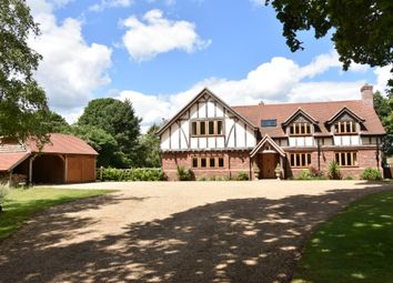 Thumbnail 5 bed detached house for sale in Priory Road, Snape, Saxmundham