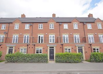 Thumbnail 3 bed town house for sale in Thelwall Lane, Warrington