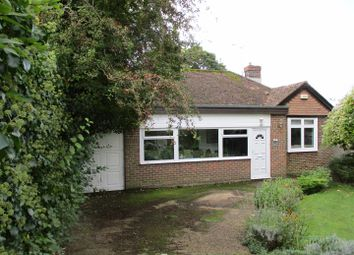 Thumbnail 2 bed bungalow for sale in Park Hill Road, Otford, Sevenoaks