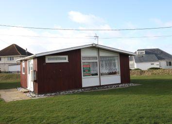 Thumbnail 2 bed mobile/park home for sale in Bryn Y Mor, Tywyn, Gwynedd