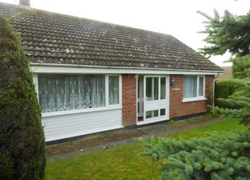 Thumbnail 2 bed bungalow for sale in Hitcham, Ipswich, Suffolk