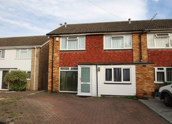 Thumbnail 3 bed end terrace house for sale in Tilbury Close, Orpington