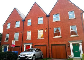 Thumbnail 3 bedroom property to rent in Hawes Street, Ipswich