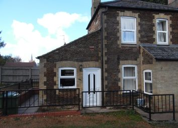 Thumbnail 1 bed semi-detached house to rent in Bexwell Road, Downham Market
