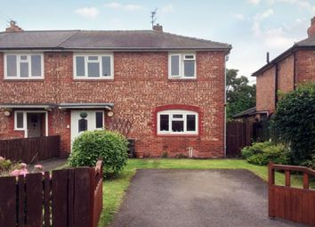 Thumbnail 3 bed semi-detached house for sale in Congleton Avenue, Fallowfield, Manchester