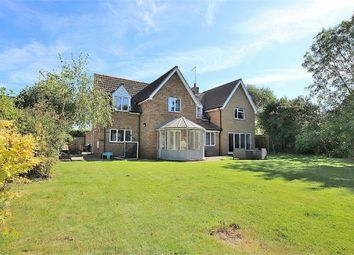 Thumbnail 5 bed detached house for sale in Park View, Moulton, Northampton