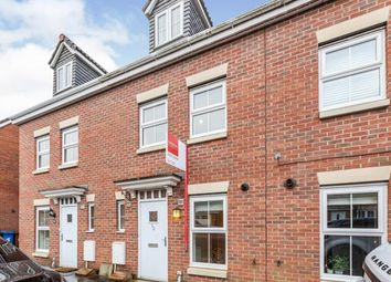 Thumbnail 3 bed terraced house for sale in Anderton Crescent, Buckshaw Village, Chorley, Lancashire
