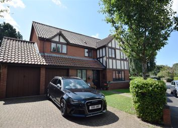 Thumbnail 4 bedroom detached house for sale in Shaplands, Stoke Bishop, Bristol