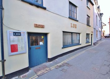 Thumbnail Commercial property for sale in Coombe Street, Lyme Regis