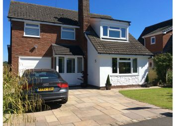 Thumbnail 4 bed detached house for sale in Old Hall Court, Chester