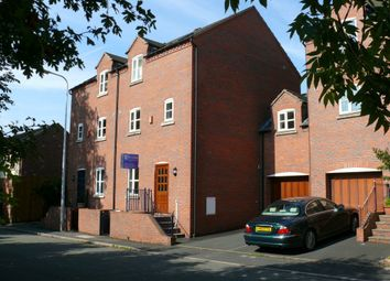 Thumbnail 4 bed town house to rent in Barbridge Mews, Old Chester Road, Nantwich