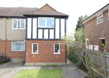 Thumbnail 2 bedroom maisonette for sale in Netley Close, North Cheam, Sutton