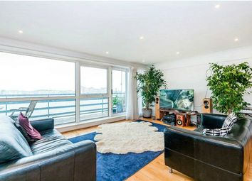 Thumbnail 3 bed flat to rent in Arnhem Wharf, Arnhem Place, London