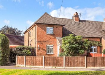 Thumbnail 4 bed semi-detached house for sale in Moira Dale, Castle Donington, Derby