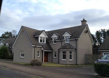 Thumbnail 6 bed detached house to rent in Chestnut Park, Banchory