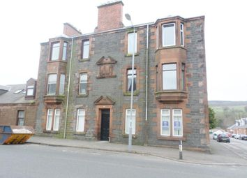 Thumbnail 2 bed flat for sale in West Main Street, Darvel