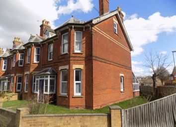 Thumbnail 3 bed flat to rent in Farnborough Road, Farnborough