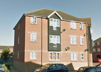 Thumbnail 2 bed flat for sale in Riverbank Way, Ashford, Kent