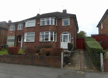 Thumbnail 3 bed semi-detached house for sale in Fielding Road, Birstall, Leicester, Leicestershire