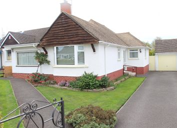 Thumbnail 3 bed bungalow to rent in Oakfield Road, Keynsham, Avon