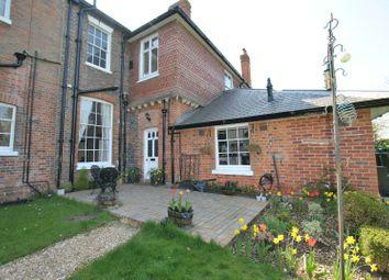 Thumbnail 2 bed flat for sale in Elm Grove, Kingsclere, Newbury