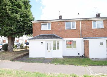 Thumbnail 2 bed end terrace house for sale in Radnor Way, Cwmbran