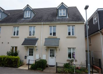 Thumbnail 3 bed terraced house for sale in Wagtail Walk, Corby