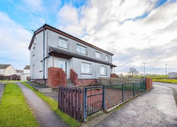 Thumbnail 3 bed semi-detached house for sale in Glen Avenue, Cumnock, East Ayrshire
